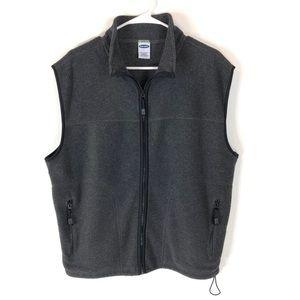 Old Navy Fleece Vest Men's Size Large